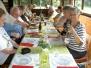 Zmorgetisch Ausflug 2009